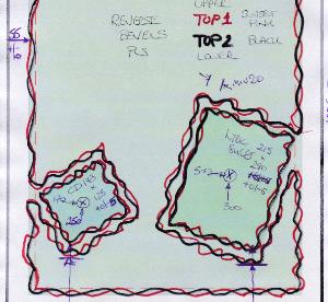 3D Trantor Poster Plan